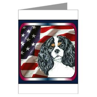 King Charles Spaniel Greeting Cards  Buy King Charles Spaniel Cards