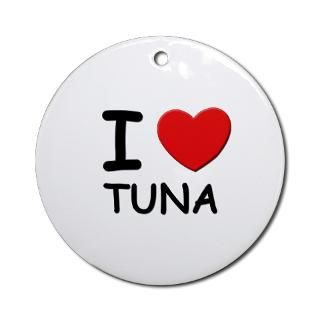 Tuna Christmas Ornaments  Unique Designs