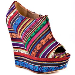 All Shoes / Steve Madden / Whisttle   Bright Multi
