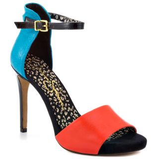 Jessica Simpsons Multi Color Sawana   Red Ocean Blue for 89.99