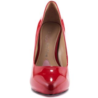 Paris Hiltons Red Makayla   Red Patent for 94.99