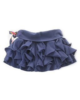 Lauren Childrenswear Infant Girls Ruffle Skirt   Sizes 9 24 Months