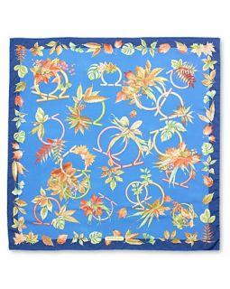 Ferragamo Fo Freeze Silk Scarf, 35 Square
