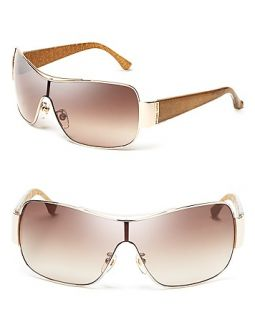 Michael Kors Rae Shield Sunglasses