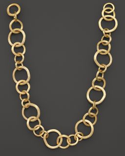 Marco Bicego Jaipur 18K Yellow Gold Necklace, 19