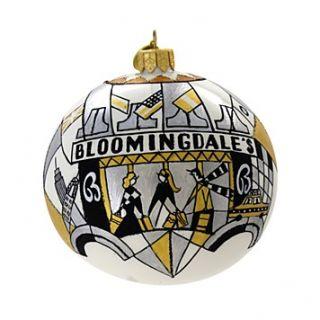 custom art deco ball ornament 4 price $ 95 00 color multi quantity