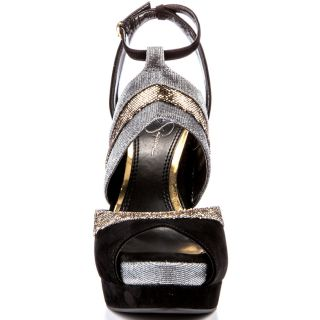 Jessica Simpsons Multi Color Eman   Black Combo Suede for 99.99
