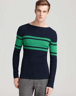 mb boat neck sweater price $ 220 00 color eclipse size select size l m