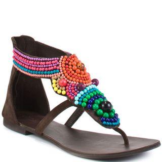 Chi Keeta   Brown Multi Suede, Diba, $55.99