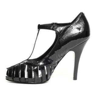 Fantasia Heel   Black Patent, BCBGirls, $56.50