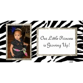 Little Princess Photo Cards by LadyDenise