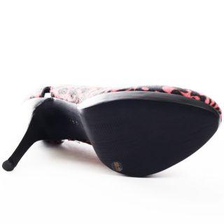 Hannah Heel   Hot Pink/Blk, BCBG, $69.99