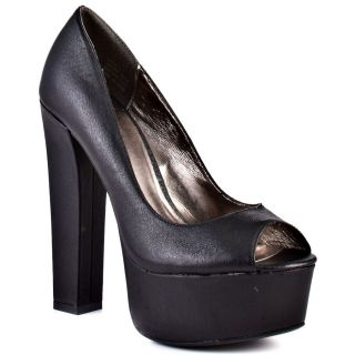 Jaclyn   Black Leather, ZiGi Girl, $79.99,