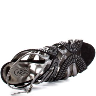 Carlos by Carlos Santanas Multi Color Tzarina   Black for 119.99