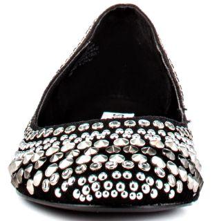 Steve Maddens Black Kuddos   Black Silver for 99.99
