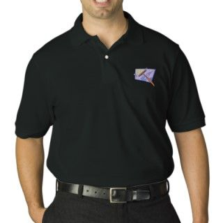 Window Cleaning Logo Embroidered Polo Shirt