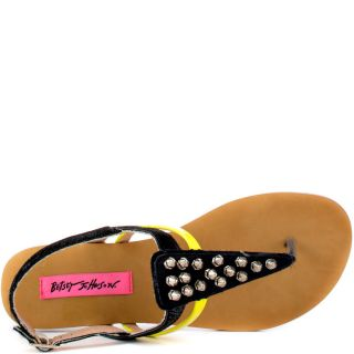 Betsey Johnsons Multi Color Corii   Yellow Multi for 99.99