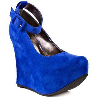 Luichinys Blue Vio Let   Bright Blue Suede for 89.99