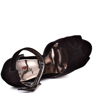 Luichinys Black Sav Vee   Black Suede for 89.99