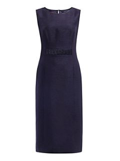Jacques Vert Monique shift dress Navy