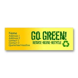 _recycle, Name, Address 1, AddressBusiness Cards
