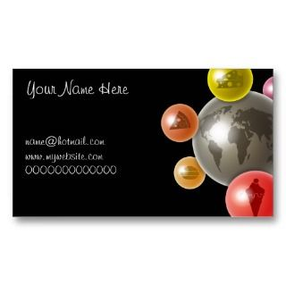 Name Here, name@hotmailBusiness Card Templates