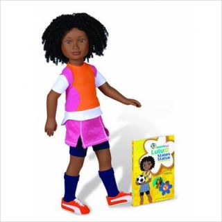 Karito Kids World Collection Lulu Doll 12052SLK