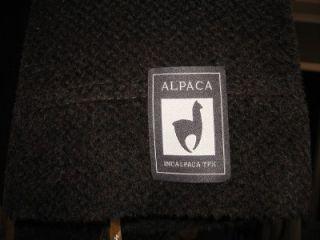 499 Katherine Kelly Coat Alpaca Wool Brn 12