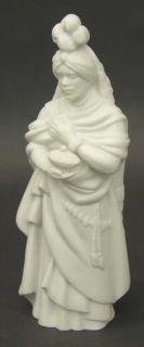 Vintage Avon Nativity Magi Kaspar Wise Men Kings 1982 Porcelain