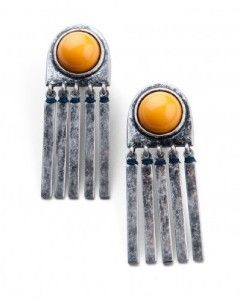 BNIB Jewelmint Rio Bravo Earrings by Kate Bosworth