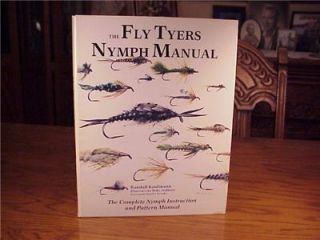 Randall Kaufmann The Fly Tyers Nymph Manual Fly Fishing Book
