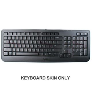 New Dell SK 8125 KB2521 KU1018 Desktop Clear Keyboard Cover Skin