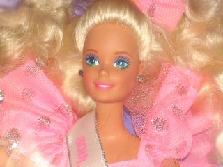 Wal Mart 30th Anniversary Star Barbie Doll 1992 NRFB