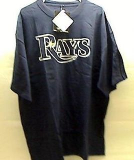 Scott Kazmir Tampa Bay Rays Name and Number T Shirt Size XX Large