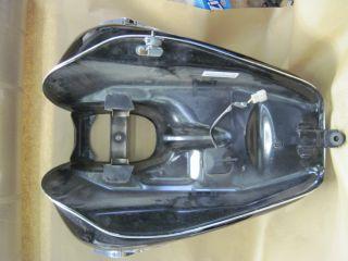 Kawasaki 2002 VN1500 Vulcan Nomad Gas Fuel Tank Nice
