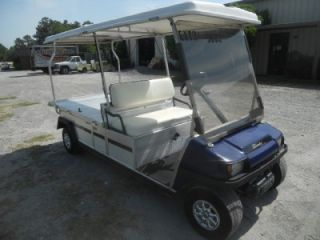 Carryall VI Gas Golf Cart Car Flatbed Kawasaki Utility Vehicle