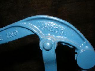 Iron Antique Water Hand Pump F w Mfg Co Inc Kendallville Ind