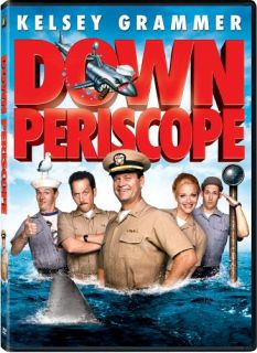 Down Periscope New SEALED DVD Kelsey Grammer