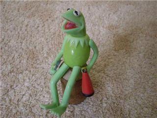 Sesame Street Kermit The Frog Figure Doll  L K