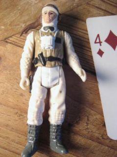 STAR WARS VINTAGE ACTION FIGURE   LUKE SKYWALKER HOTH BATTLE GEAR   $