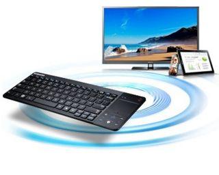 LED LCD Plasma SMART TV Wireless Bluetooth Keyboard And Mouse KBD 1500