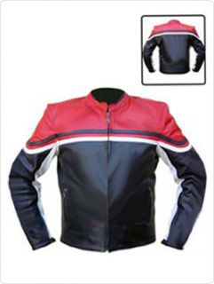 Racing Jacket Branded Lambskin Leather Kevlar Motorcycle Race Jacket