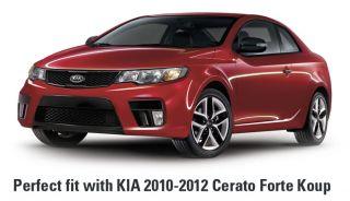 Kia 2010 2011 2012 Cerato Forte Koup Wheel Center Caps Emblem 3D K