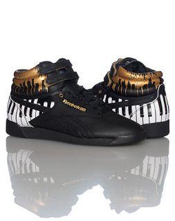 Reebok Freestyle Hi Alicia Keys Sneaker