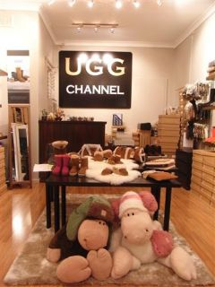 UGG Kids 2 Buttons Boots Rose Pink Premium Australian Sheepskin