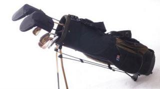 US Kids Golf Complete Golf Club Set Bag Woods Irons Putter RH I
