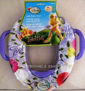 WOW Tinkerbell Fairies Kids Soft Potty Toilet Seat