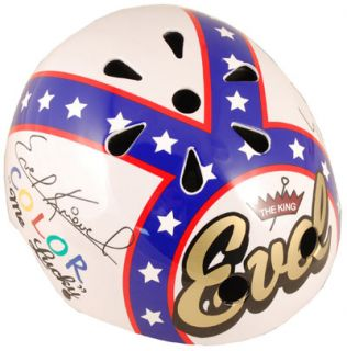 Kiddimoto Helmet Evel Knievel Small Kids Child Bike Cycle BMX Skate