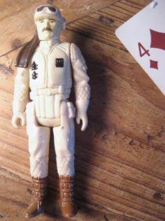 Star Wars Vintage Action Figure Rebel Commander 1980 Empire