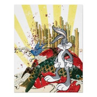 Bugs Bunny T Shirts, Bugs Bunny Gifts, Art, Posters, and more